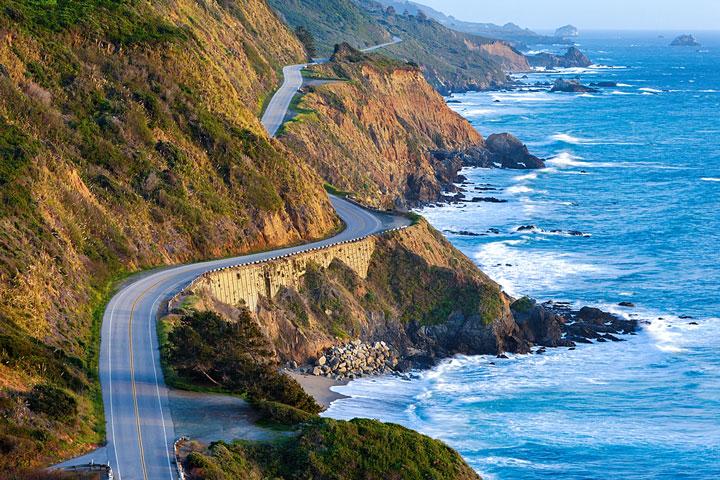Pacific Coast Highway, Big Sur, California