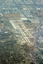 ontario airport near los angeles, california